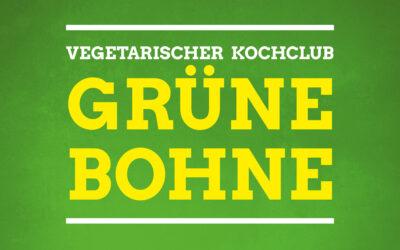 """Vegetarischer Kochclub """"Grüne Bohne"""": Donnerstag, 25. März2021"""
