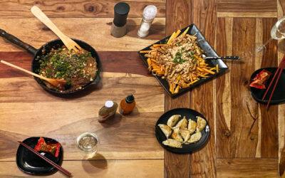 Kochclub Grüne Bohne: Ein Einblick in die vegane asiatischeKüche