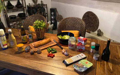 Kochclub Gruene Bohne – Mai 2021: Spaghetti Bolognesevegan