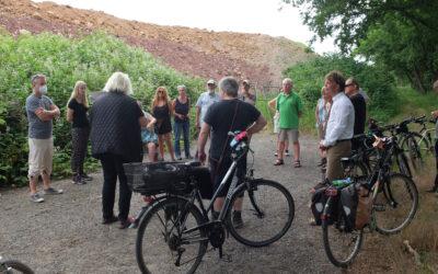 Grüner Besuch aus Babenhausen, dem Rodgau, Hainburg und Seligenstadt