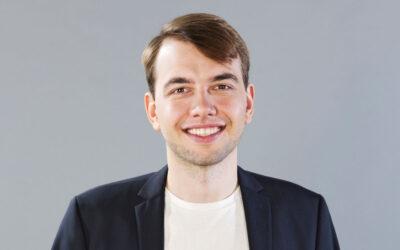 Philip Krämer, unser Bundestagskandidat